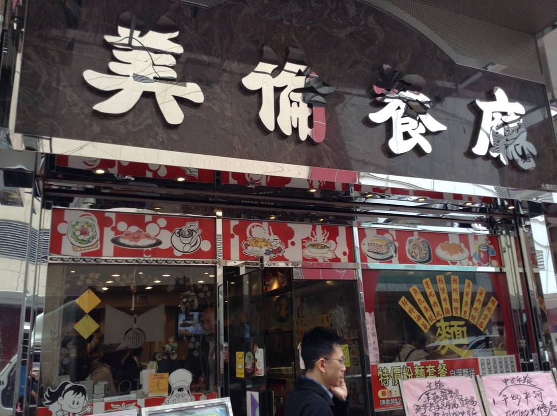 Mascot Cafe